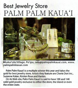 Palm Palm Kaua'i - Best Jewelry Store
